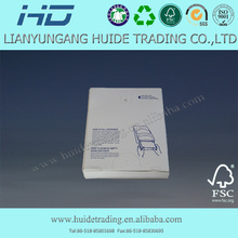 High quality cheap custom disposable paper toilet seat cover for travelling