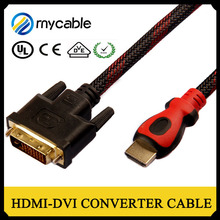 Gold plated high quality hdmi-dvi ieee 1394 hdmi adapter