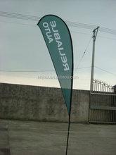 Knife flag banner, Promotional Flag, Advertising Flag