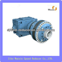 WP series right angle hydroelectric generator planetary gearbox