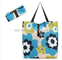 New Folding Nylon Large Travel Shopping Shopper Tote Reusable Eco Bag