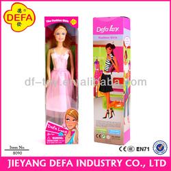 11.5 Inch Real Body Beatiful Plastic Dolls Wholesale Diy Toy Bath Toy Little Girls Dolls Models