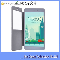 6.98 inch dual core thin Icd screen pc android tablet with dual camera