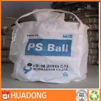 1 ton bulk bag, 1000kg capacity super sack packing grain, seed, wheat flour