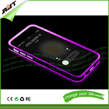 factory best sell glow in the dark mobile phone case for iphone 6 6s 6plus, for iphone 2 in 1 phone case