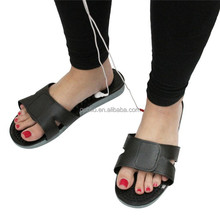 handhold AAA Battery control ems and tens massager sandals massager cheap price