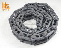 Wirtgen W2000 milling machine track chain with rubber track pads