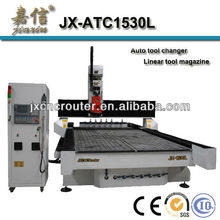JX-ATC1530L ATC CNC router Wood carving