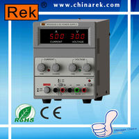 single dc regulated power supply / adjustable dc power supply 0~30 v 0~5 a DC Power Source