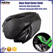BJ-SC01-Z800-13 ABS Plastic Motorcycle Kawasaki Rear Seat Cowl For Z800 2013-2014