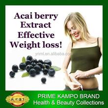 Puro extrato de açaí, Perda de peso dieta suplemento, Açaí berry emagrecimento, Perda de peso venda quente