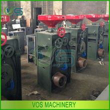 competitive price rubber roller rice milling machine