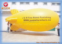 3m white RC airship,RC Advertising Blimp For Flying Indoor Remote Controlled Blimp