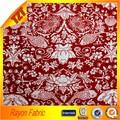 100% rayón de impresión floral challis tela