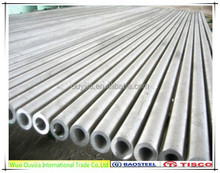 410S Mill Test Certificate Prime Quality Seamless Stainless Steel Pipe
