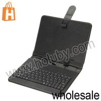 10 inch Micro USB 2.0 Keyboard Case for Tablet PC