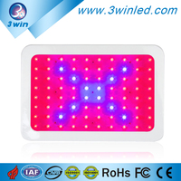 Hot wholesale grow led 300w led grow bar full spectrum grow led greenhouses hydroponics system China supplier 3win lighting
