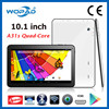 New Arrival Q102 offer sample Allwinner Quad-Core Android 4.4 tablet PC 10inch