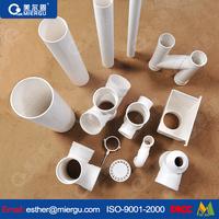 White 24 inch diameter drain pipe, upvc pipe