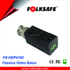 New products HD Passive Video Balun for CVI/TVI/AHD/CVBS FS-HDP4102