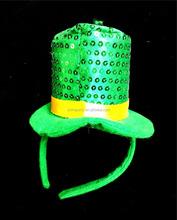 St. Patrick's headband