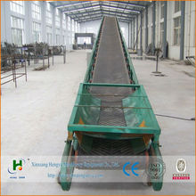 For stone and coal belt rubber conveying machine