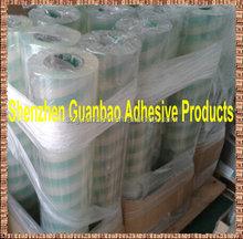 27mic OPP/BOPP lamination film/tape transparent clear for label laminating