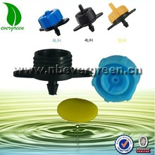 8207P pressure compensating dripper colorful water fitting