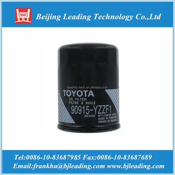 Auto/car/bus/truck Engine Parts Oil Filter 90915-YZZF1 forTOYOTA