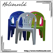 Garden Chair Stackable Plastic Chair With Arms