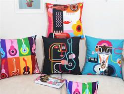 creative custom massage pillow