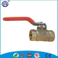 2015 hot sale forged brass Water,oil,gas Media and Manual Power Brass ball valve