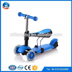 2015 Alibaba Expressar selling best high quality three wheel kids scooter made in China/cheap kid scooter tuk tuk for sale