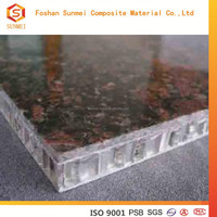 mould proof hot sell corrugated aluminum honeycomb roof panel