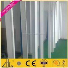 En alliage d'aluminium extrudé 6061 aluminium profil fabricant / 6063 les extrusions d'aluminium profils usine dans le Guangdong