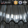 Building Material Curved Galvanized Iron Roofing Sheet