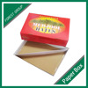 MANUFACTURER MATT LAMINATION WITH COMPARTMENT CORRUGATED BOX