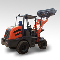 Small Farm Tractor Front End Loader For Agricultural ZLY908