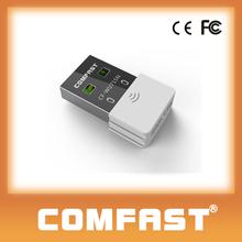 150 mbps inalámbrica wifi adaptador mini usb tarjeta