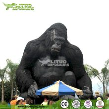 Theme Park King Kong Animation