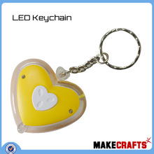 LK-Ap(9) Super absorbent embossed epoxy dome trolley token keychain with customized logo led keychain
