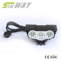 Famous original Cree led chips with rechargeable and recyclable LED Light