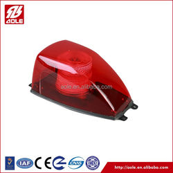 emergency signal beacon light amber/blue/red
