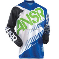 2015 Latest custom motocross jersey and pants wholesale motorcycle suit in china