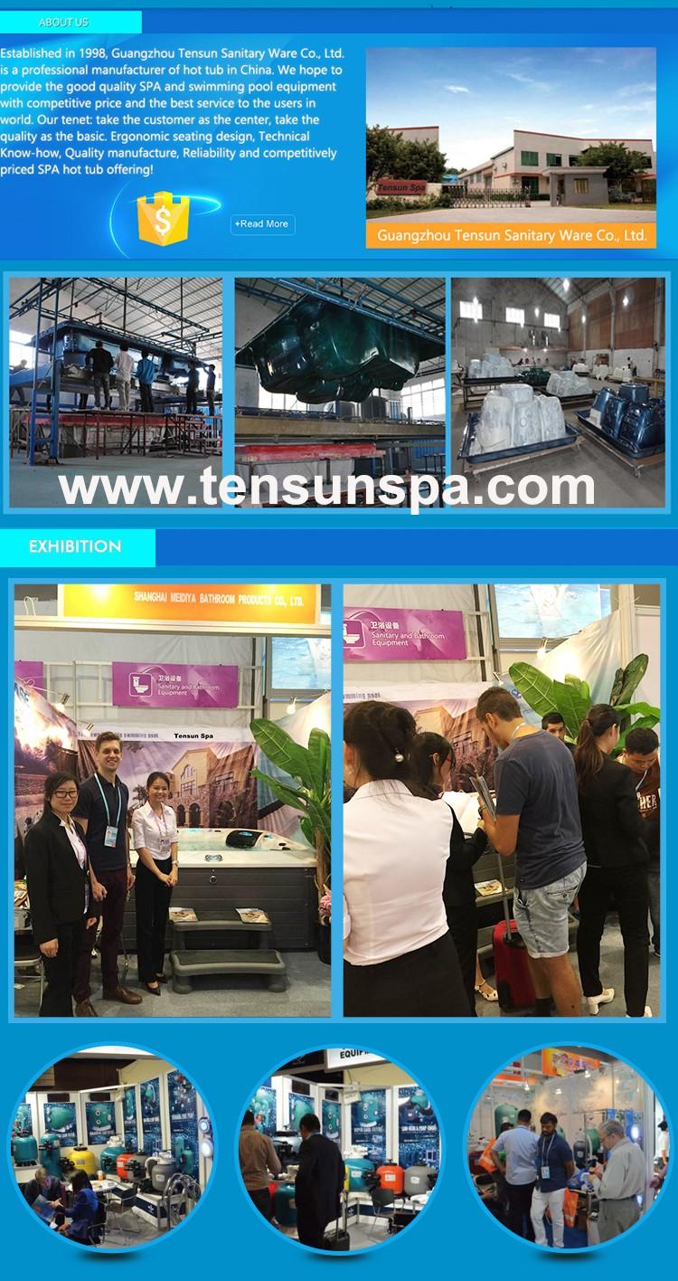 About Tensun Spa