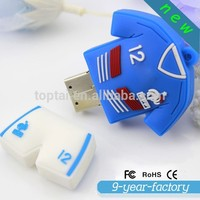 New product different types usb flash drives Jersey pen drive