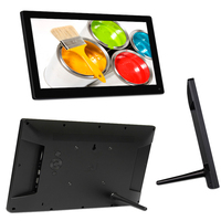 new 15.6 inch high resolution 1920*1080 pixel digital photo frame with 1000:1 contrast ratio