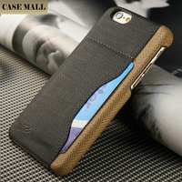 for iphone 6 case with card slot book ID wallet phone case cover, wallet case for iphone