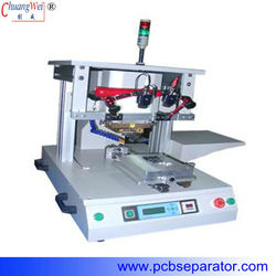 supply hot bar sealer /hot bar Soldering Machine with linear guide moving CWPP-1A