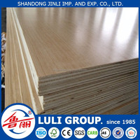 factory direct 18mm UV painted birch plywood with CARB certificate to USA and canada